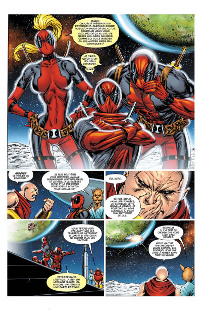 Page 6 Deadpool corps T.1 - a-Pool-calypse now