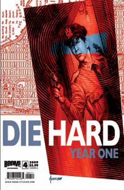 Couverture die hard tome 1