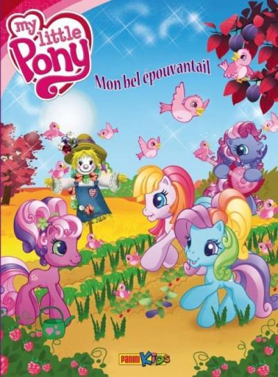 Couverture My little pony (Panini) tome 3 - Le petit monde de Ponyville