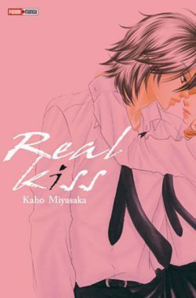 Couverture real kiss ; + gomme iwako