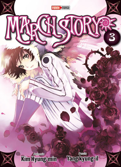 Couverture march story tome 3
