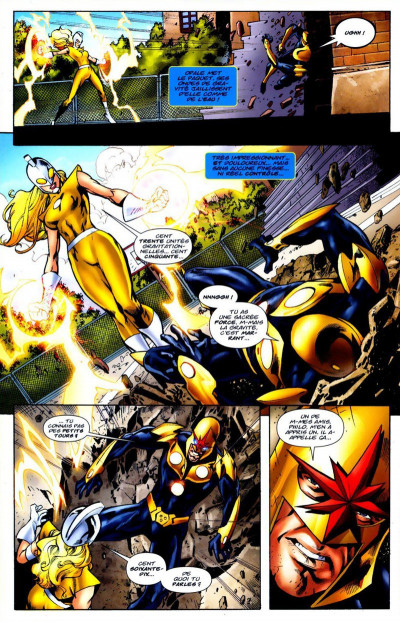 Page 1 Marvel universe tome 27