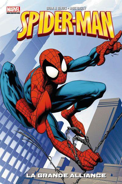 Couverture Spider-Man - la grande alliance