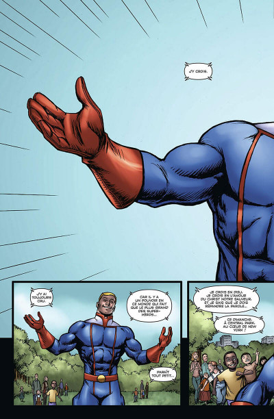 Page 7 The boys - fusion comics tome 12