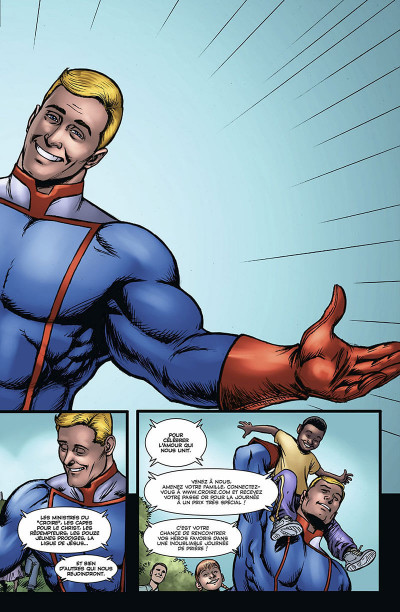 Page 8 The boys - fusion comics tome 12