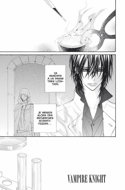 Page 8 vampire knight tome 14