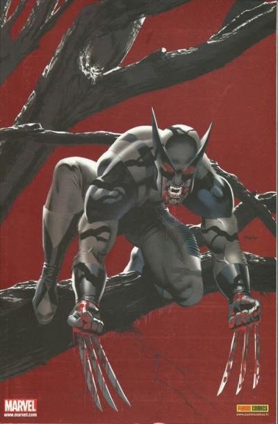 Couverture Wolverine V2 tome 1 - Variant cover