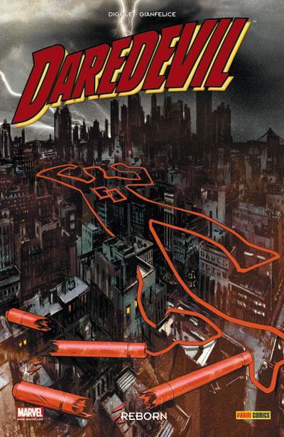 Couverture Daredevil ; renaissance