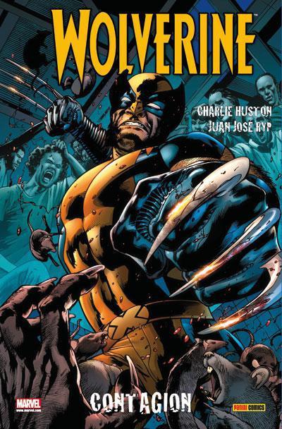 Couverture Wolverine, le meilleur dans sa partie tome 1 - contagion