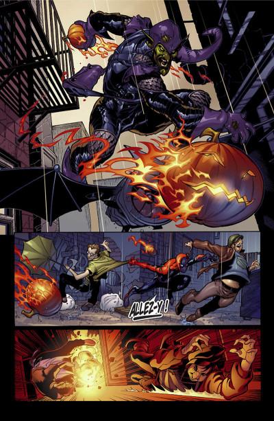 Page 0 marvel knights - Spider-man - le dernier combat
