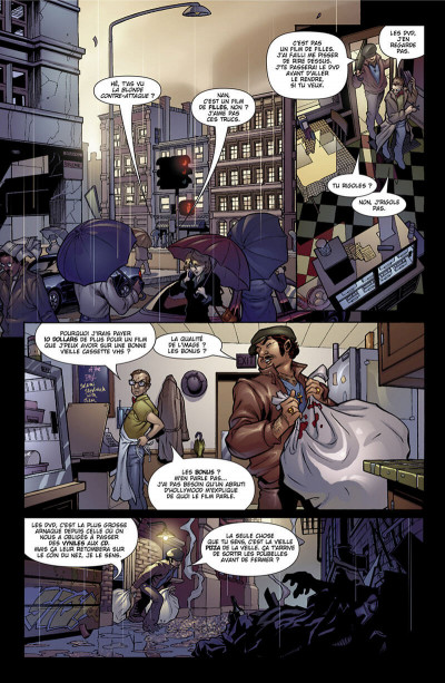 Page 7 marvel knights - Spider-man - le dernier combat