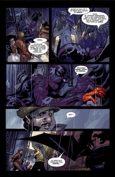 Page 9 marvel knights - Spider-man - le dernier combat