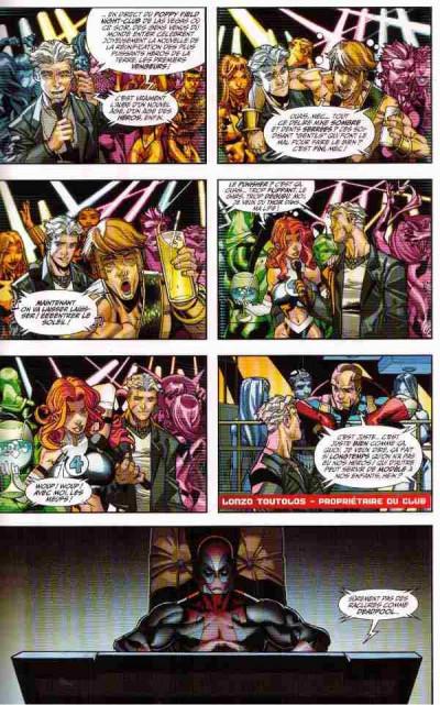 Page 1 Deadpool (2è série) tome 6