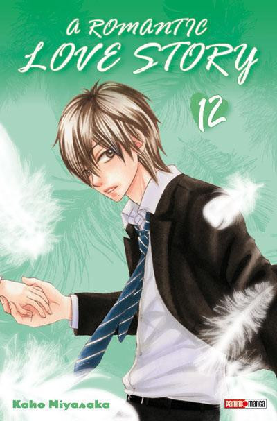 Couverture a romantic love story tome 12