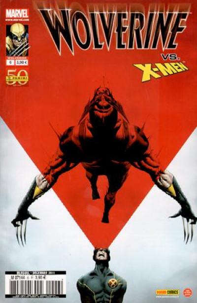Couverture Wolverine V2 N.6