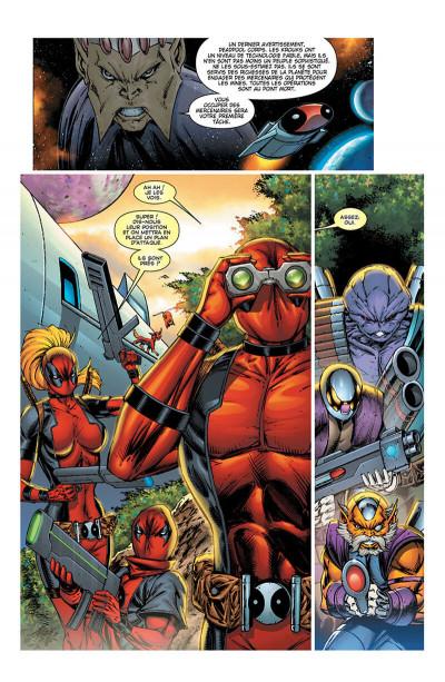Page 0 Deadpool corps T.2 - révolution !
