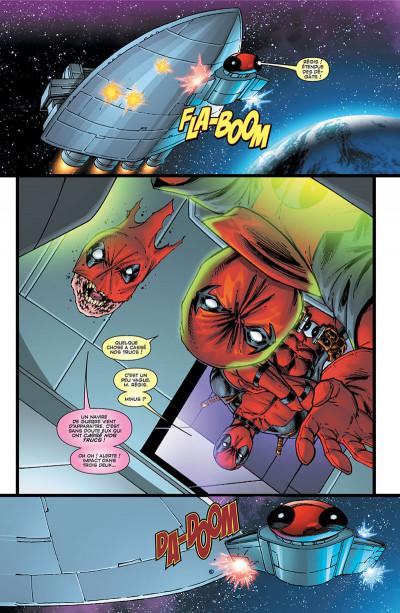 Page 4 Deadpool corps T.2 - révolution !