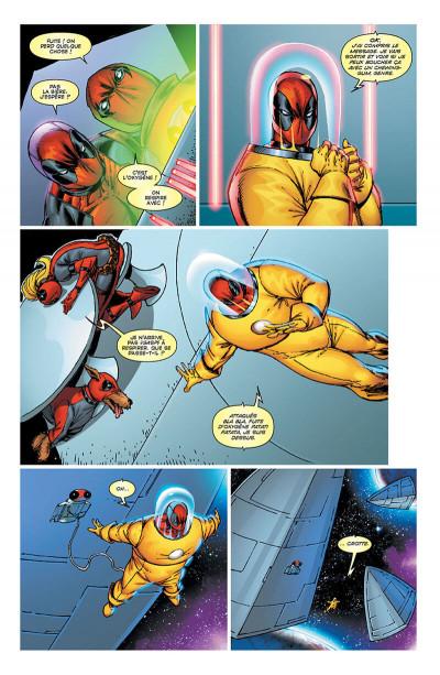 Page 5 Deadpool corps T.2 - révolution !
