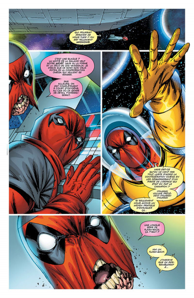 Page 6 Deadpool corps T.2 - révolution !