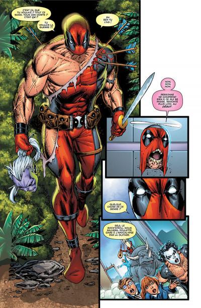 Page 7 Deadpool corps T.2 - révolution !