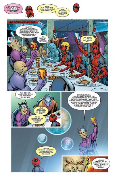 Page 8 Deadpool corps T.2 - révolution !