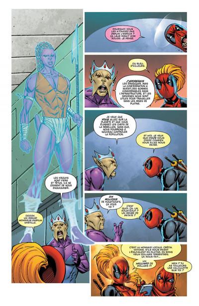 Page 9 Deadpool corps T.2 - révolution !