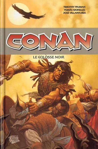 Couverture Conan tome 8