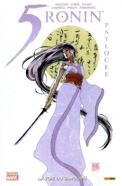 Page g 5 Ronin ; la voie du samouraï