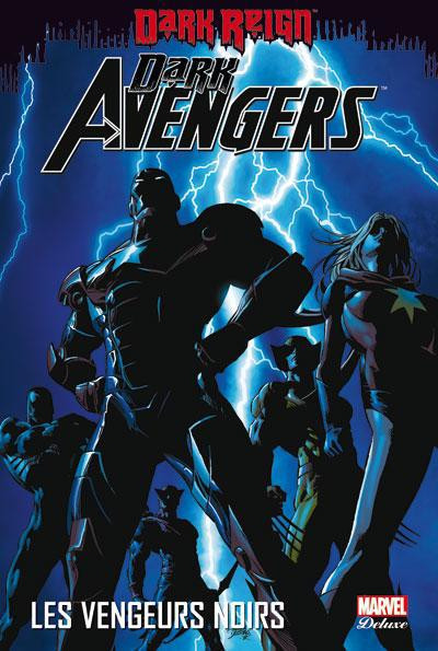 Couverture dark avengers tome 1