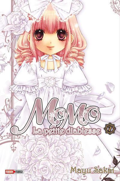 Couverture Momo - la petite diablesse tome 7