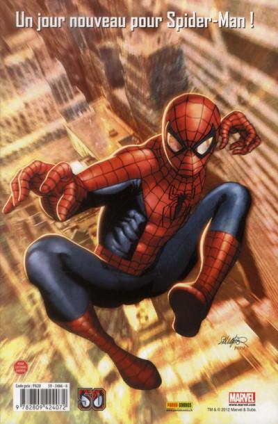 Dos Spider-man - un jour nouveau