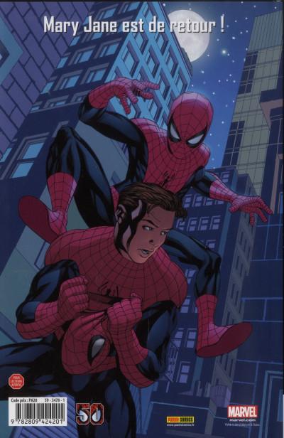 Dos Spider-man - la première chasse de Kraven