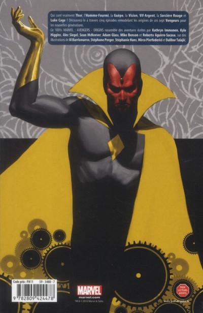 Dos avengers ; origins