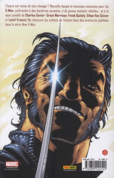 Dos new X-men tome 1 - e comme extinction