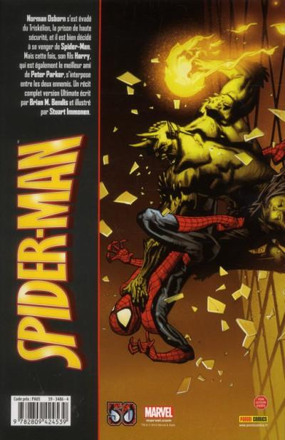 Dos Spider-man tome 2 - la mort d'un bouffon