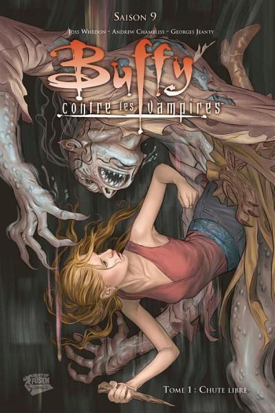 Couverture Buffy contre les vampires - saison 9 tome 1