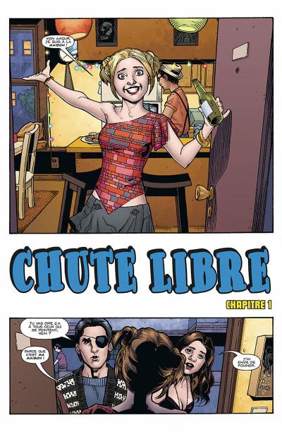 Page 7 Buffy contre les vampires - saison 9 tome 1