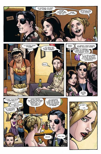 Page 8 Buffy contre les vampires - saison 9 tome 1