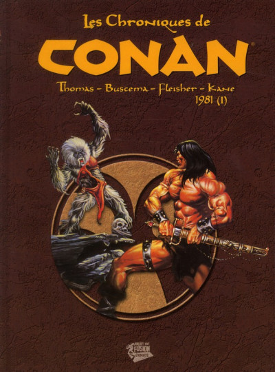 Couverture Les chroniques de Conan tome 11 - 1981 tome 1