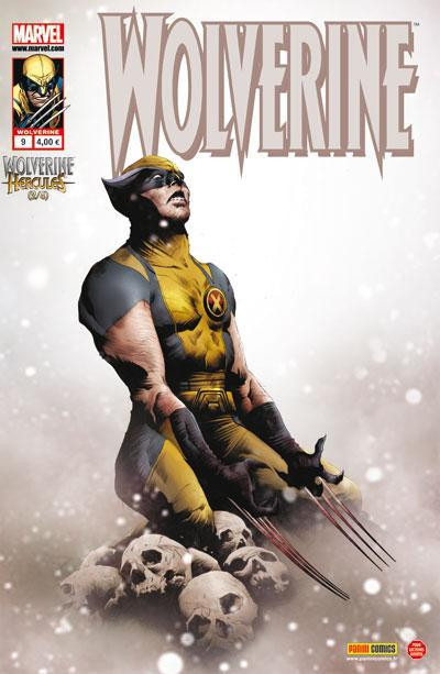 Couverture wolverine tome 9