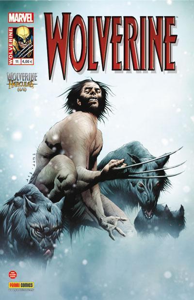 Couverture Wolverine V2 N.11