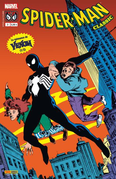 Couverture Spider-Man Classic N.2