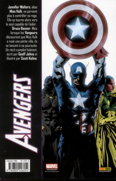 Dos Avengers - à la recherche de Miss Hulk