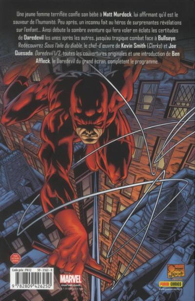 Dos Daredevil ; sous l'aile du diable