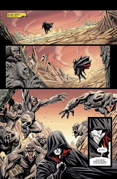 Page 6 Elric tome 1 - l'équilibre perdu