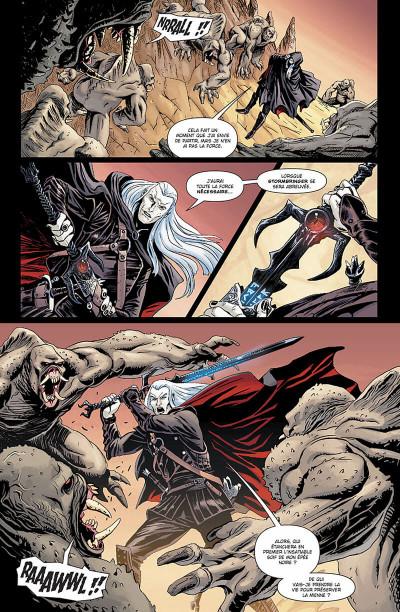 Page 7 Elric tome 1 - l'équilibre perdu