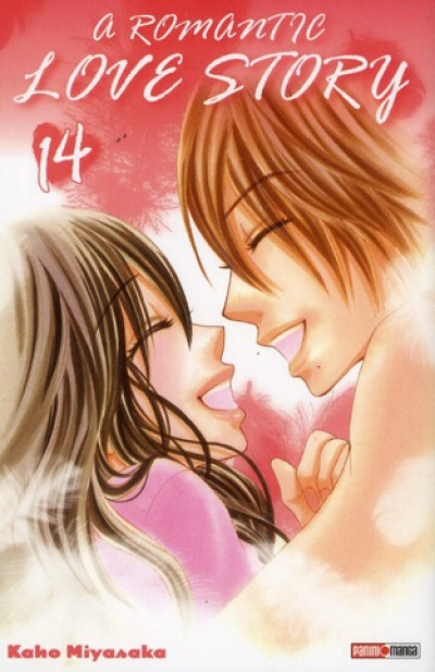 Couverture a romantic love story tome 14