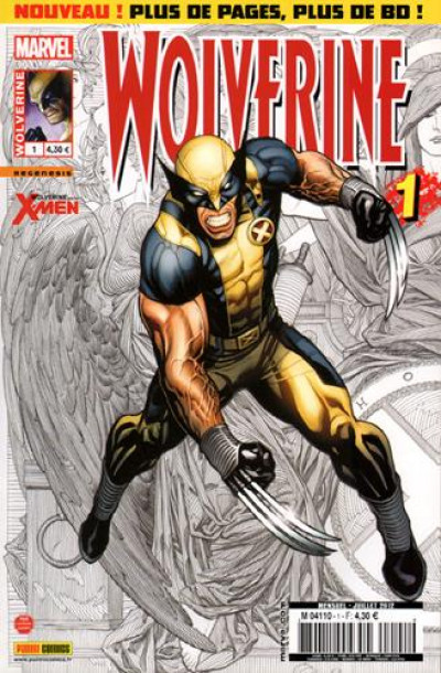 Couverture Wolverine N.2012/1