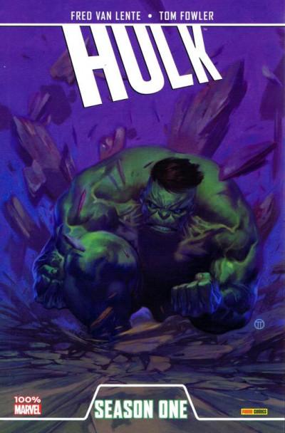 Couverture Hulk ; season one