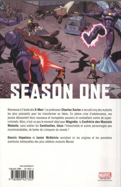 Dos X-Men ; season one